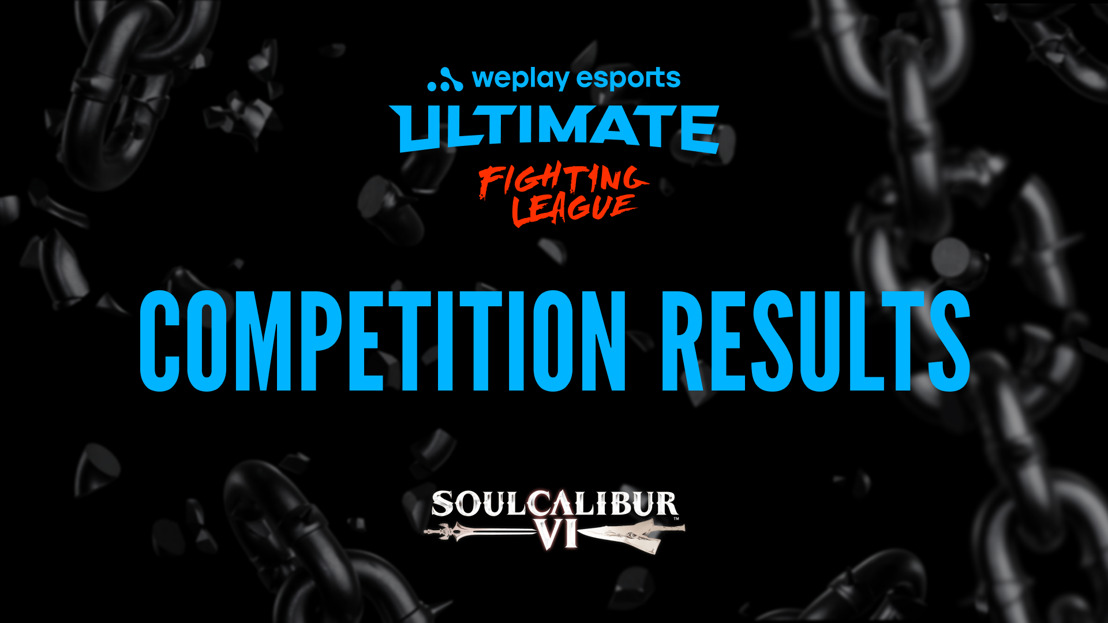 We Have the Winner of the WePlay Ultimate Fighting League Season 1 SOULCALIBUR VI Event