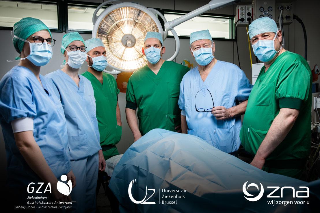 Antwerpen en Brussel krijgen groot centrum voor gespecialiseerde kinderchirurgie