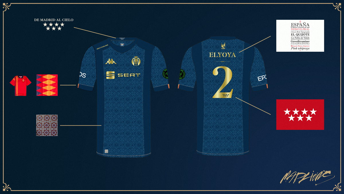 MAD Lions 2021 League of Legends World Championship Jersey