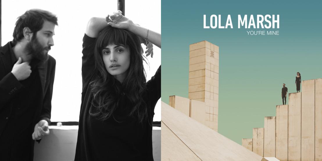Lola Marsh aus Tel Aviv laden ein