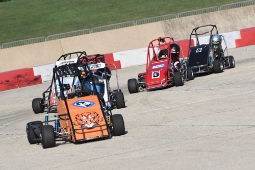 Concord Mills hosts Youth Racers for USAC 25 Quarter-Midget Event, October 6 - 8