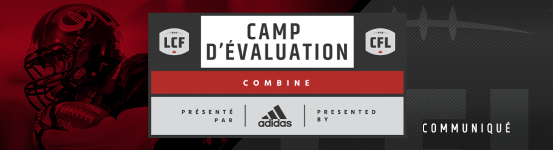 La LCF invite cinq joueurs du camp d'évaluation régional d'Edmonton à son camp d'évaluation national