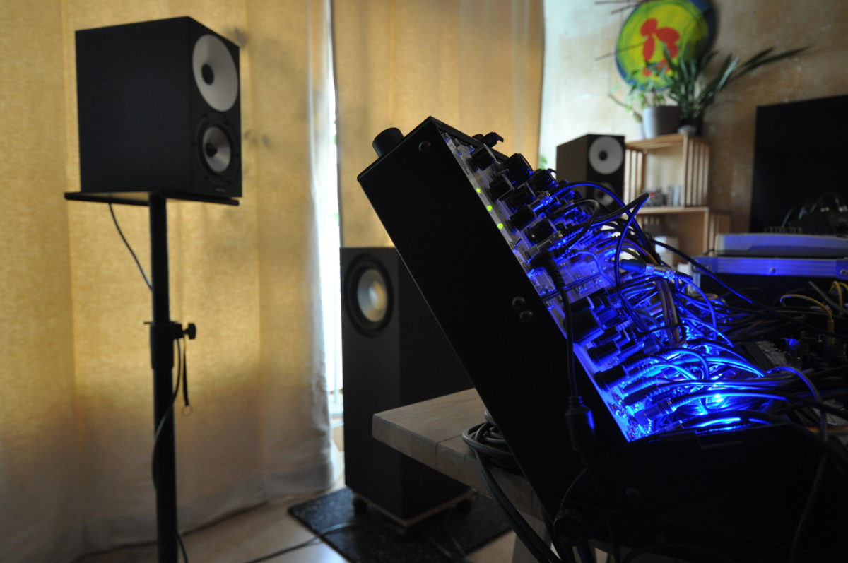 """""""The difference it caused in my compositions was striking, because suddenly I could spatialize my sounds more and really explore where the impacts in the deep frequencies were. I almost feel like I understand my own music better because of it."""""""