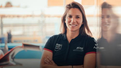 """""""Inside E"""" podcast: Simona De Silvestro, Porsche works driver"""