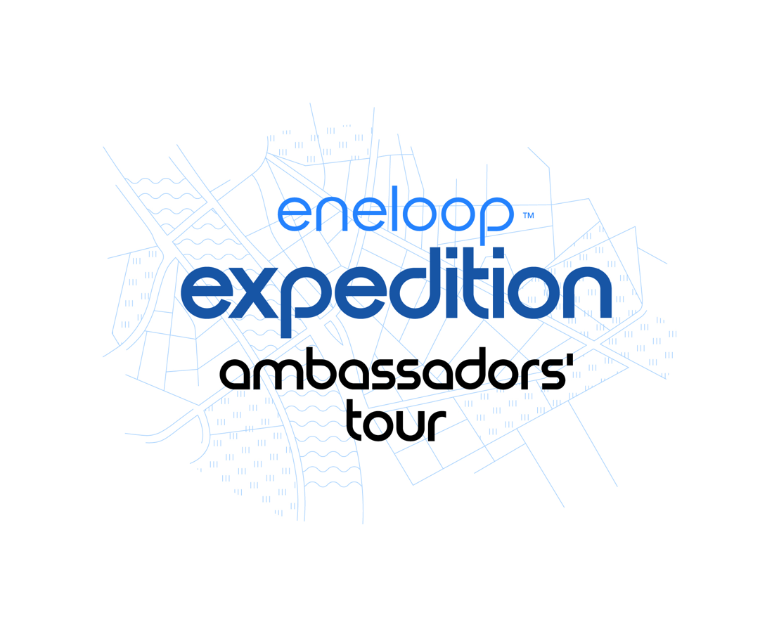 eneloop ambassadors' tour logo