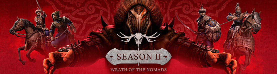 'SEASON II: WRATH OF THE NOMADS' INVADES ON DECEMBER 19!