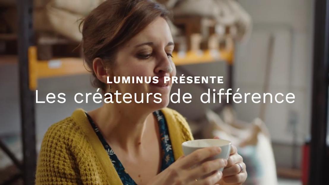 """Havas et Luminus mettent """"Les créateurs de différence"""" à l'honneur."""