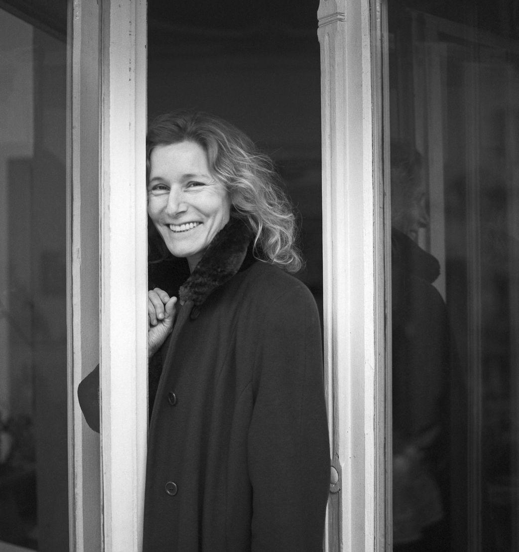 Die deutsch-amerikanische Schriftstellerin Irene Dische stellt am 25.04. ihren neuen Roman in Rostock vor. Copyright: Max Lautenschläger