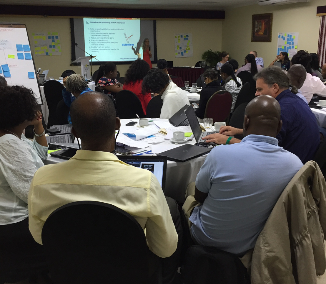 OECS partners convened in Saint Lucia to assess how to improve disaster preparedness