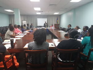 Enhancing capacity building to support the Country Poverty Assessment in St. Vincent and the Grenadines