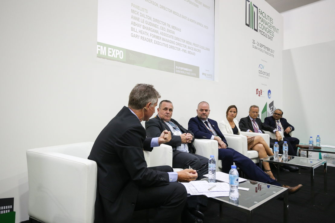 Panel discussion at FM EXPO 2017