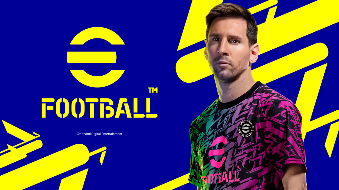 KONAMI présente eFootball™, une simulation de football next-generation et free-to-play