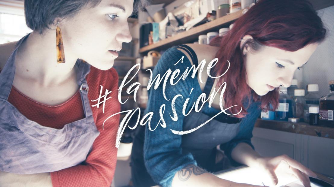 #LaMêmePassion : quand un tweet devient une oeuvre d'art avec les Meilleurs Ouvriers de France
