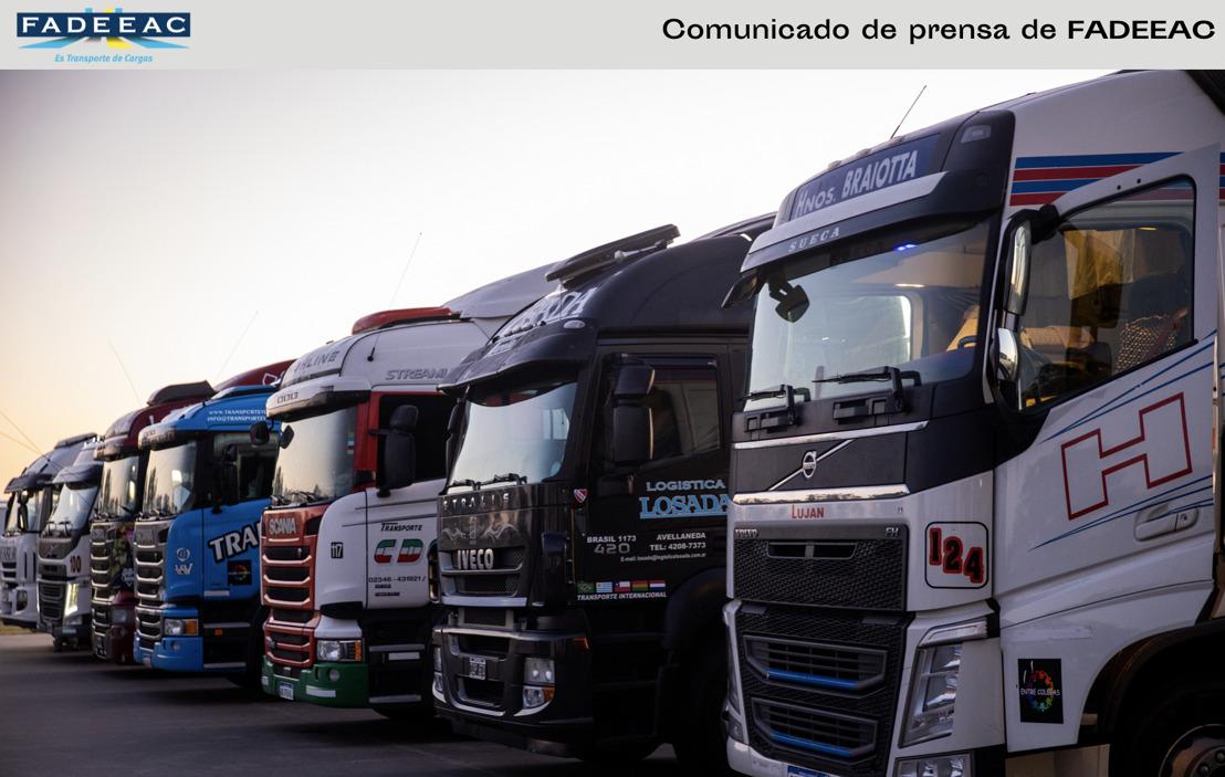 Los costos para el transporte de cargas se incrementaron un 7,6% en lo que va del año