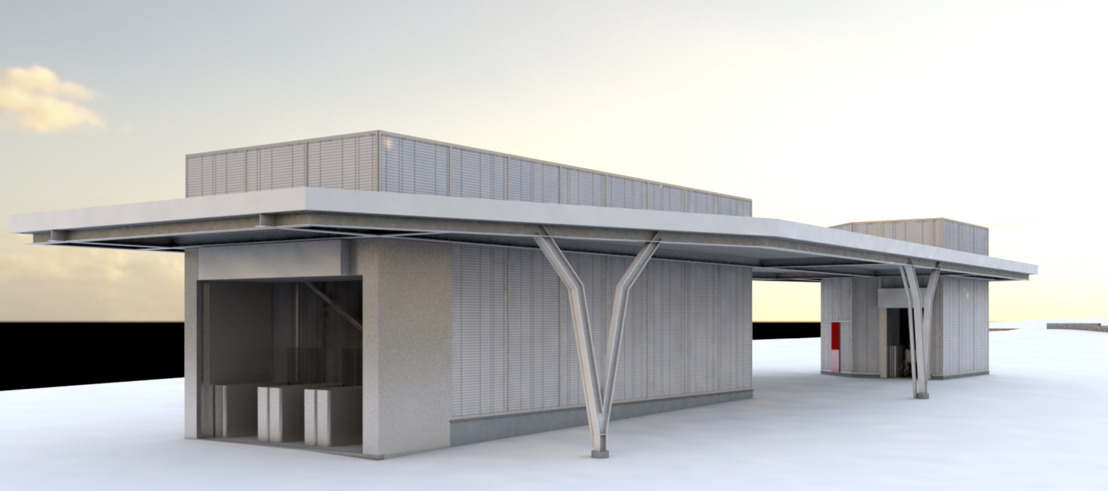 La station De Cartier à Marchienne-au-Pont sera remise à neuf