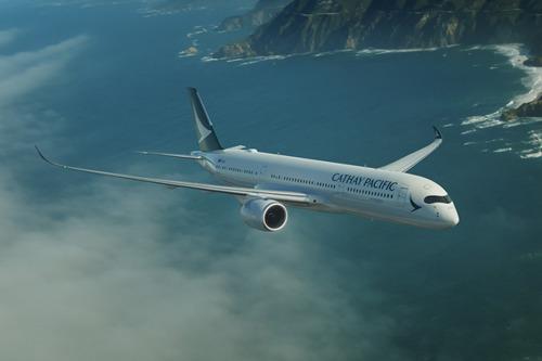 Neues Codeshare-Abkommen zwischen Cathay Pacific und Brussels Airlines