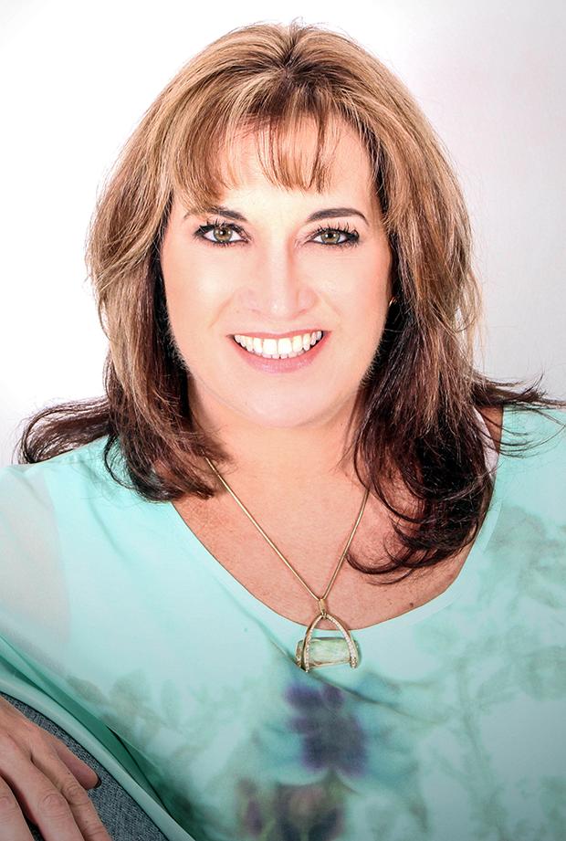 Lynn Chamier, Event Director, dmg events