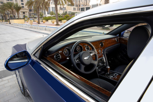 MULSANNE GRAND LIMOUSINE BY MULLINER - A CHANCE TO OWN THE ULTIMATE LUXURY FOUR-DOOR