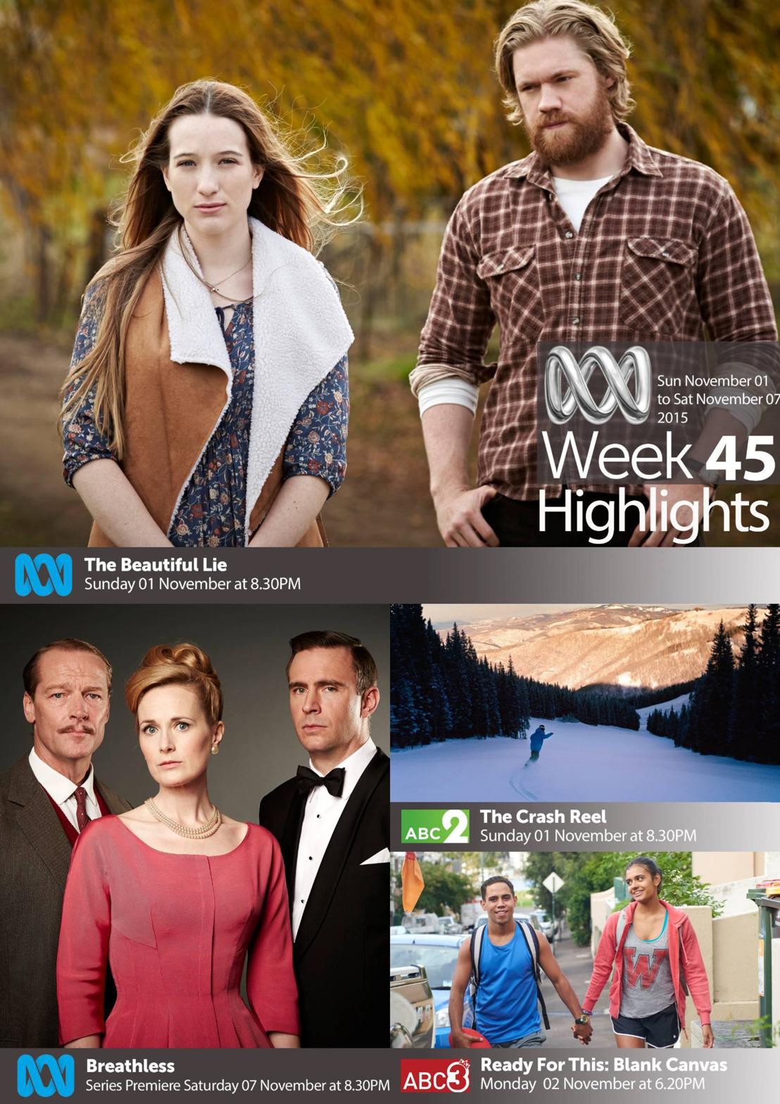 ABC TV Highlights - Week 45