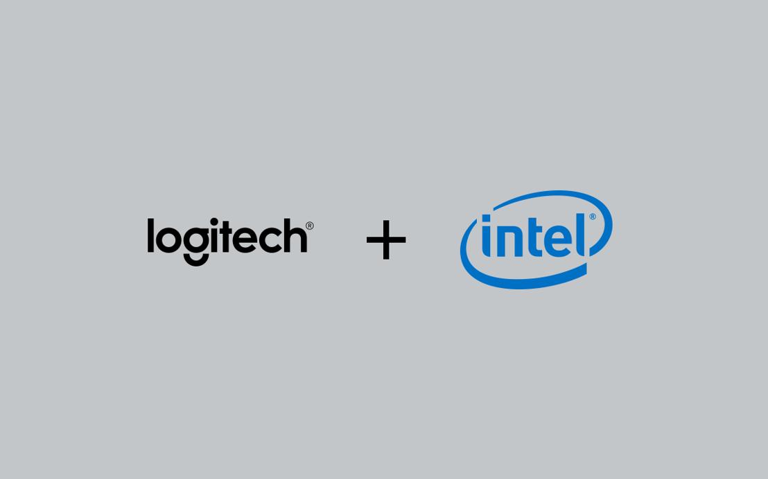 Logitech® e Intel unen esfuerzos a favor del video conference