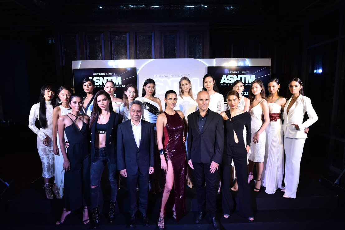 Chart-topping viewership for debut of Asia's Next Top Model Cycle 6
