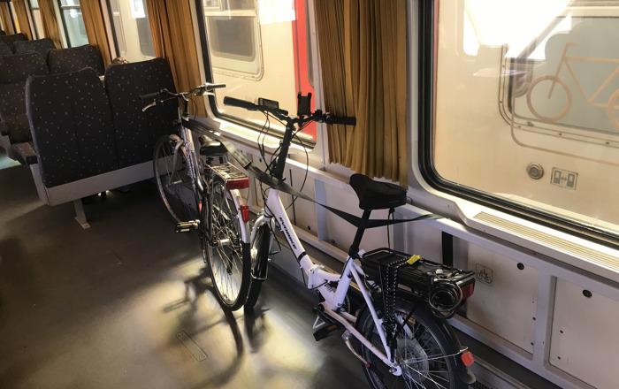 Ambitieuze fietsstrategie NMBS zet in op bijkomende, kwaliteitsvolle capaciteit op de treinen en in de stations