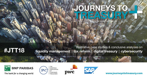Partnership 'Journeys to Treasury' kondigt de publicatie aan van een nieuw rapport
