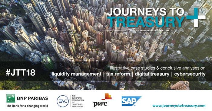 Preview: Partnership 'Journeys to Treasury' kondigt de publicatie aan van een nieuw rapport