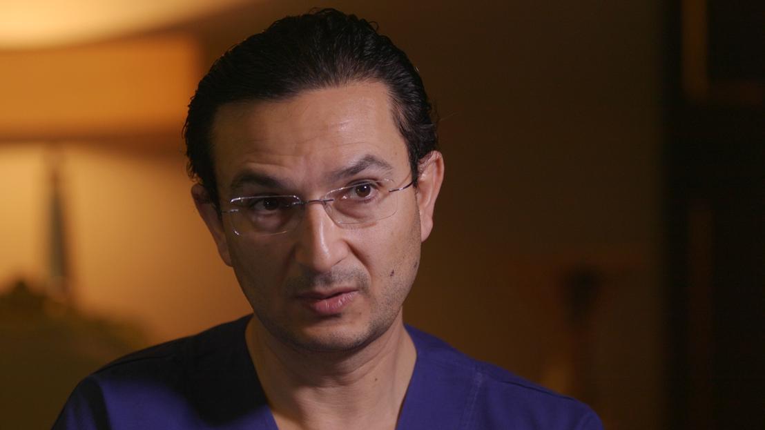 Dr Munjed al-Muderis
