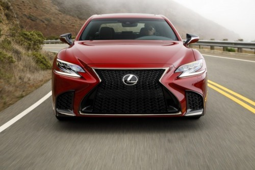 LEXUS TO EXHIBIT ALL-NEW LS FLAGSHIP AND TO PREMIERE CONCEPT CAR AT TOKYO MOTOR SHOW 2017