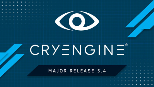 CRYENGINE 5.4 Update Now Available