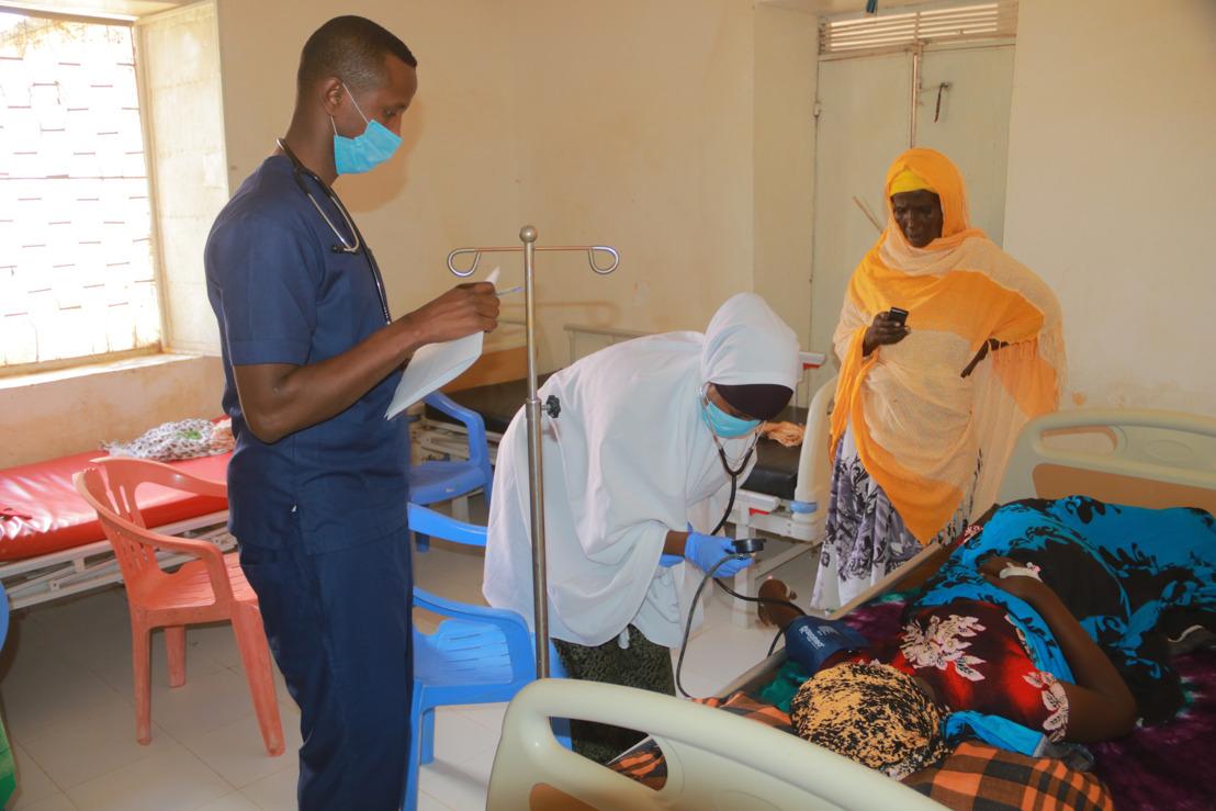 """Somalia: """"A los efectos de las inundaciones y de la plaga de langostas, ahora hay que añadirle el impacto del coronavirus"""""""