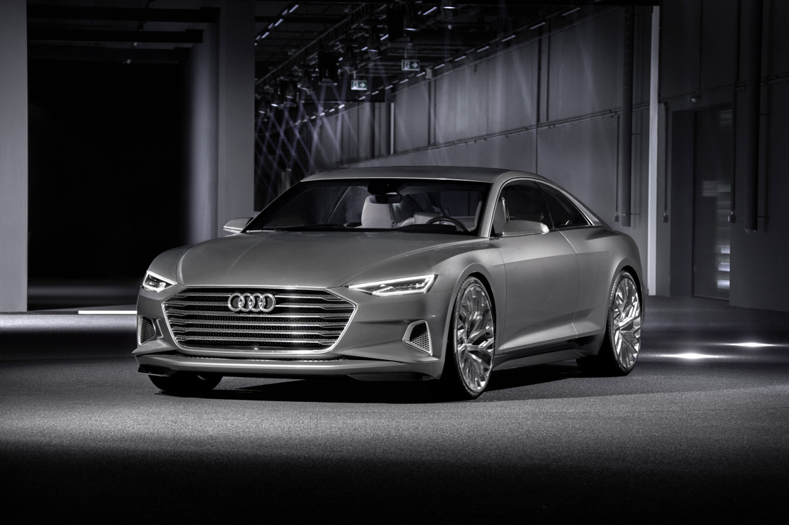 Nieuw lichtassistentiecentrum van Audi brengt licht in de duisternis