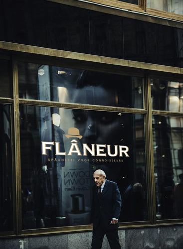 Press Event: Opening restaurant Flâneur op Antwerpse Zuid
