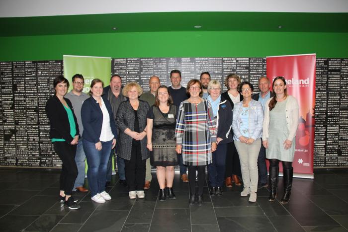 Nieuw bestuur voor Toerisme Vlaams-Brabant