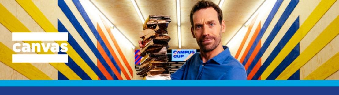 Nieuw op Canvas: De Campus Cup