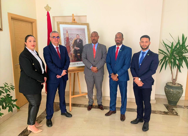 Preview: EASTERN CARIBBEAN STATES AND KINGDOM OF MOROCCO PLAN TECHNICAL COOPERATION ROADMAP FOR 2020-2022