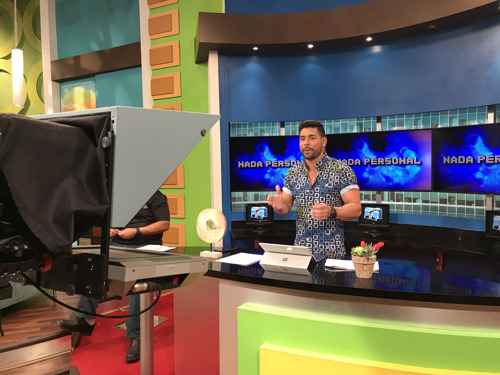 Sennheiser Digital 6000 System installed in largest and longest running television station in Puerto Rico