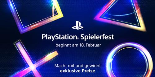 """Anmeldung zum """"PlayStation Spielerfest"""" für alle PS4-Spieler gestartet"""