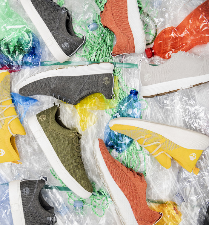 Preview: Timberland says no to plastic waste