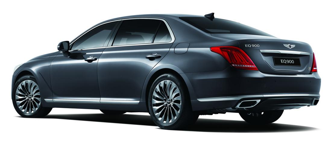 Kompakter SUV mit breiter Motorenpalette, Blau, weiss und rot: Die limitierten GO! Sondermodelle, Hyundai IONIQ Hybrid – Plug-in – Electric, Europapremiere des Genesis G90 am Autosalon Genf