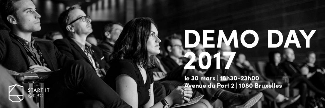 INVITATION PRESSE : Brussels Demo Day - plus haut, plus fort, plus grand !