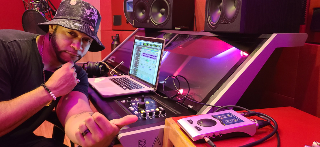 Rapper & Producer Alexander Star Uses His Recording Skills & RME's Babyface Pro Interface to Bring Musical Therapy to Troubled Youth