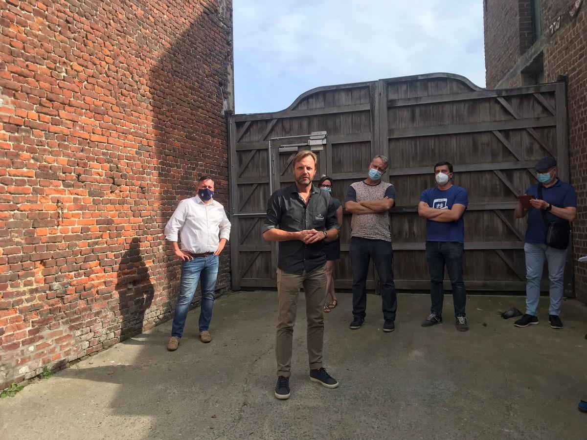 De Maand van de Lambiek werd op 6 september voorgesteld in brouwerij Timmermans in Itterbeek