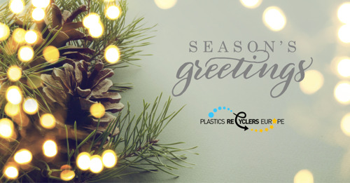 Best Wishes and Season's Greetings from Plastics Recyclers Europe