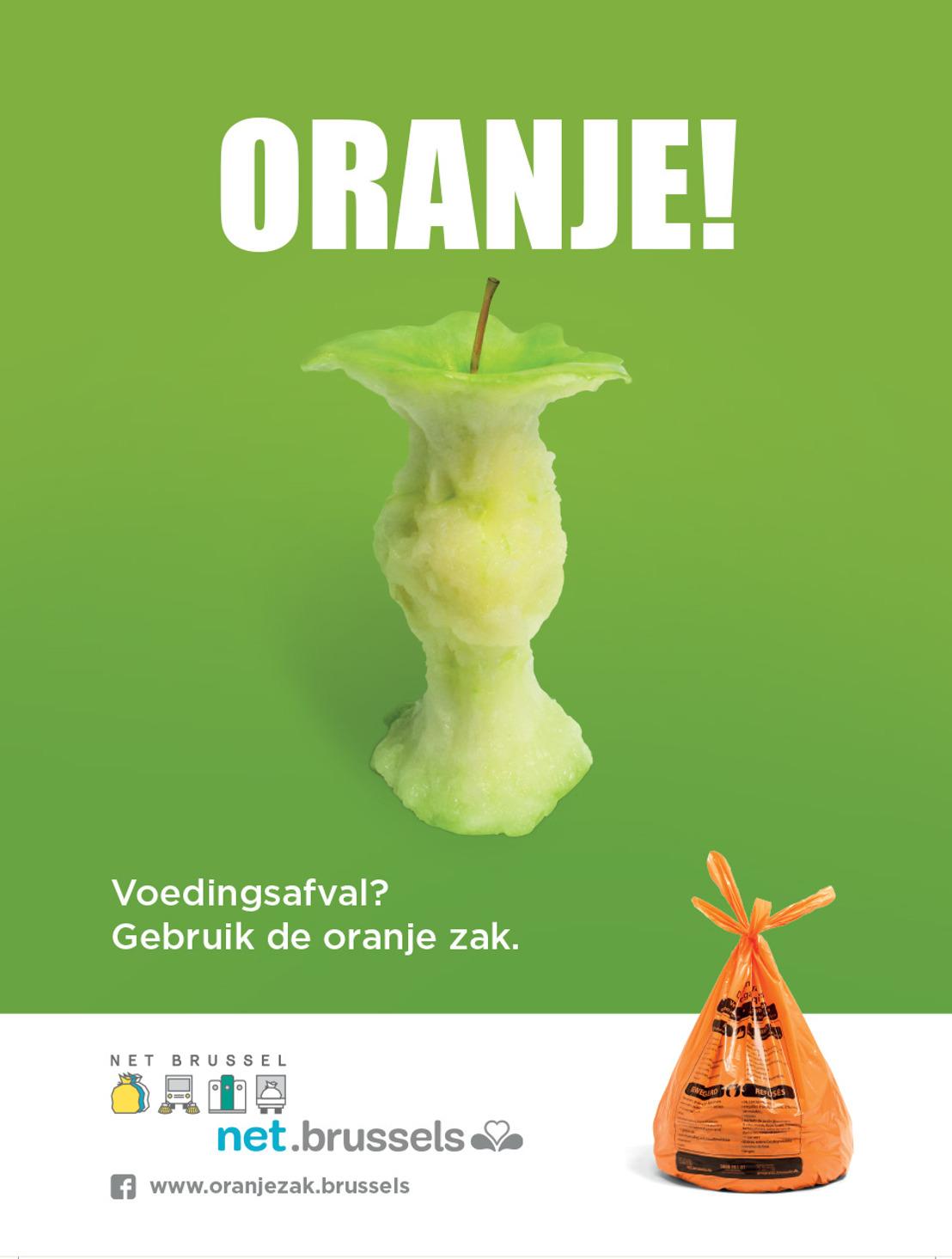 VO Citizen en Net Brussel kleuren oranje