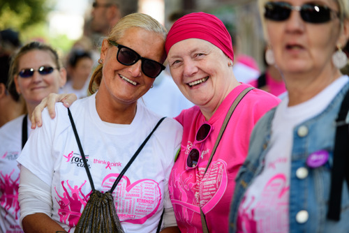 Race for the Cure in drie steden op 30 september