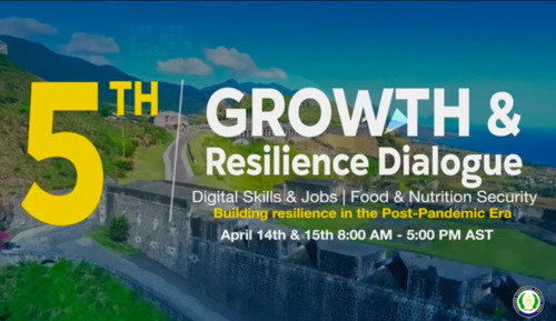 ECCB to host 5th Growth and Resilience Dialogue with Social Partners