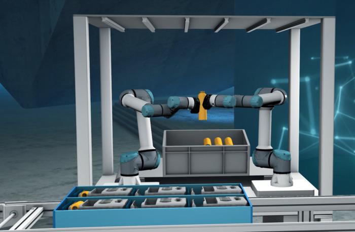 Primeur: Siemens en Cloostermans ontwikkelen eerste AI-gestuurde verpakkingsmachine
