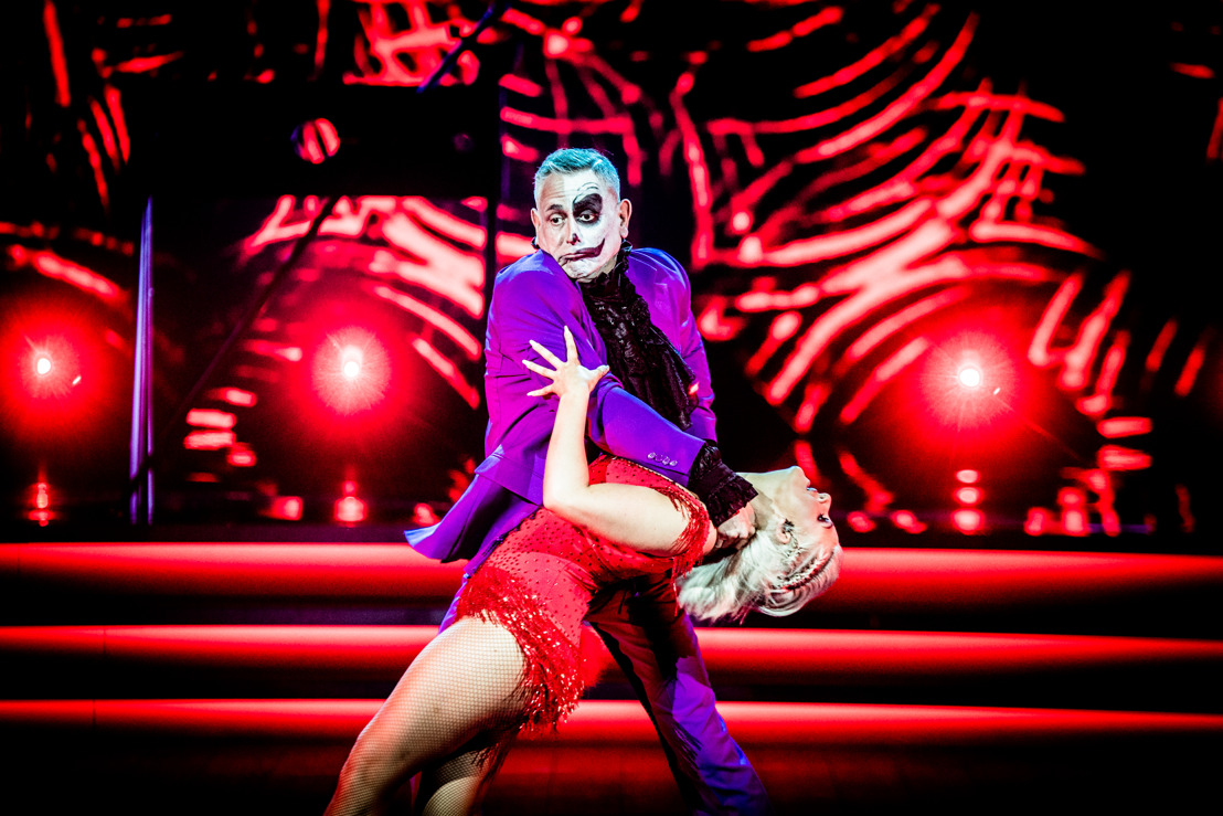 Het doek valt voor Peter 'Clowney' in Dancing With The Stars